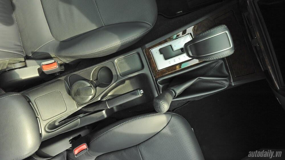 """Phấn khích cùng """"chiến binh"""" Mitsubishi Pajero Sport 4x4 AT - Hình 28"""