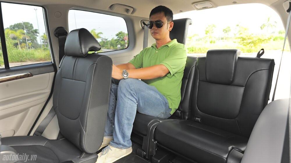 """Phấn khích cùng """"chiến binh"""" Mitsubishi Pajero Sport 4x4 AT - Hình 33"""