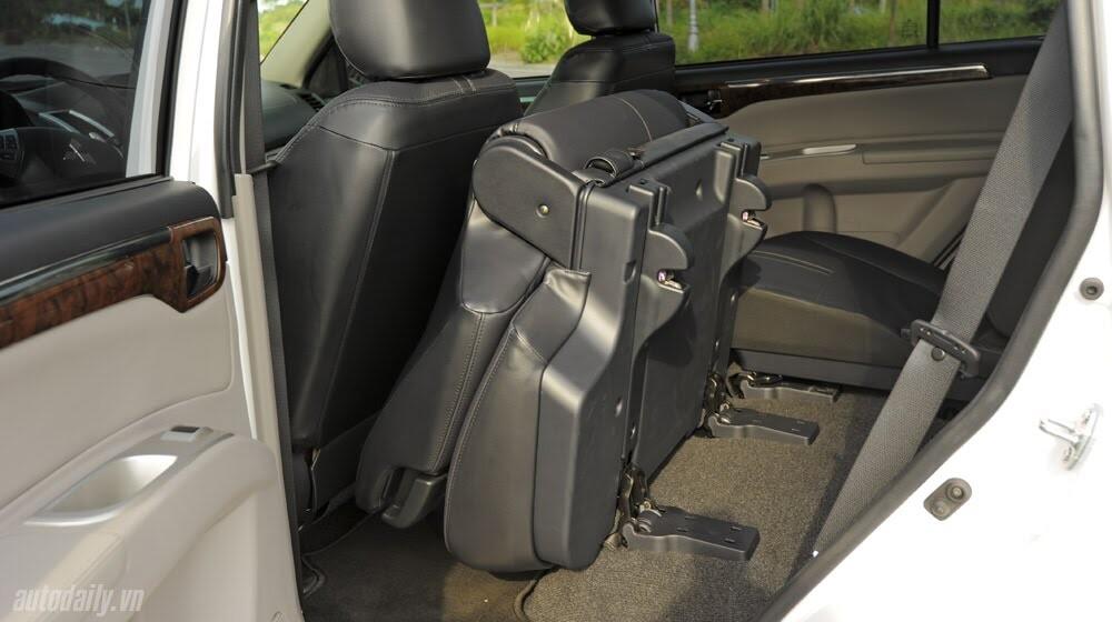 """Phấn khích cùng """"chiến binh"""" Mitsubishi Pajero Sport 4x4 AT - Hình 34"""