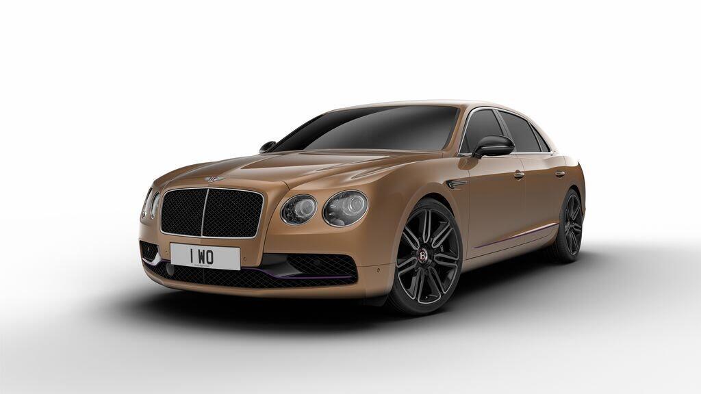 Phiên bản đặc biệt Bentley Flying Spur Design Series sẽ được phân phối tại Việt Nam - Hình 1