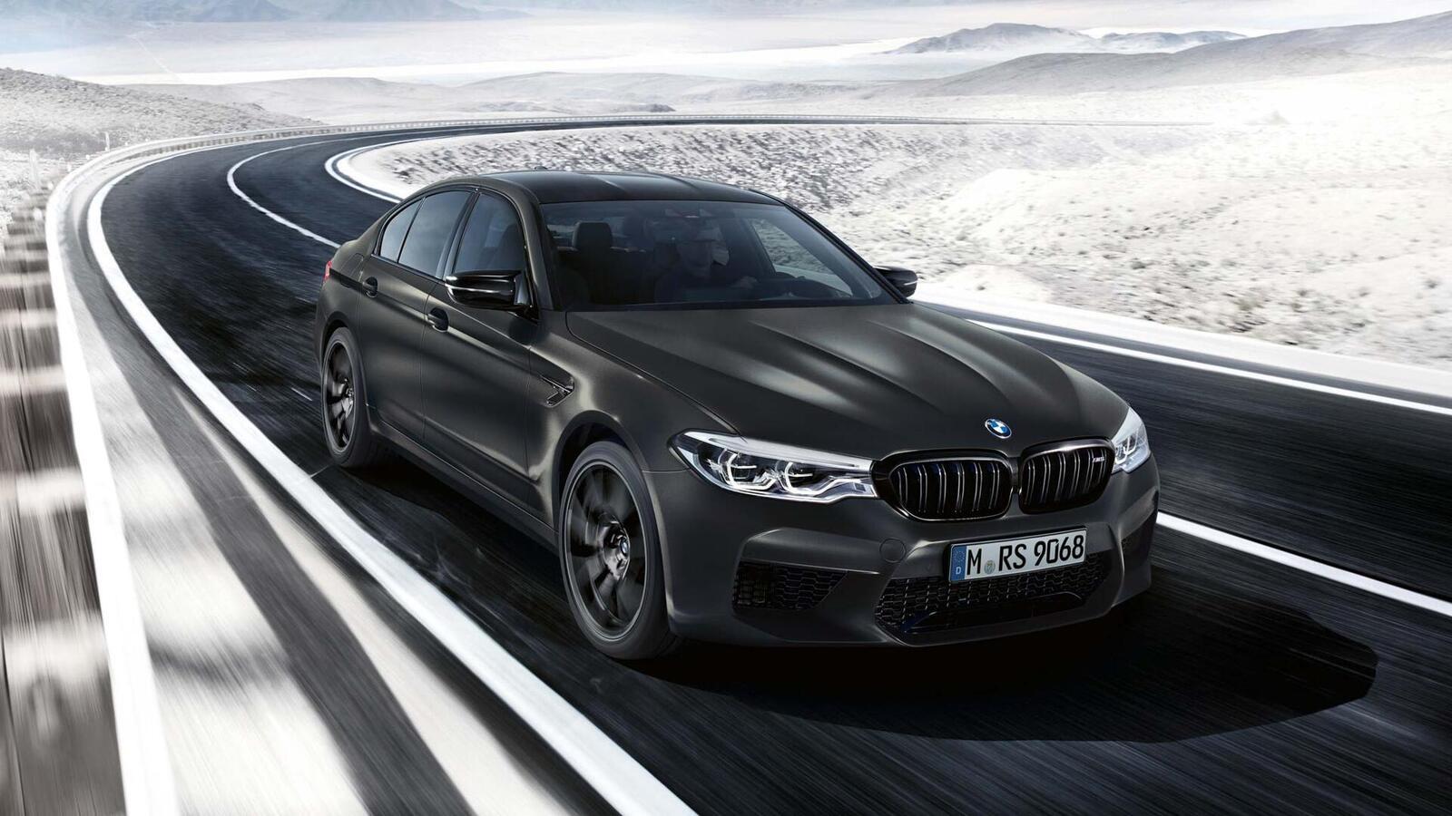 """Phiên bản đặc biệt của BMW tên M5 """"Edition 35 Jahre"""" được sản xuất giới hạn chỉ 350 chiếc - Hình 1"""