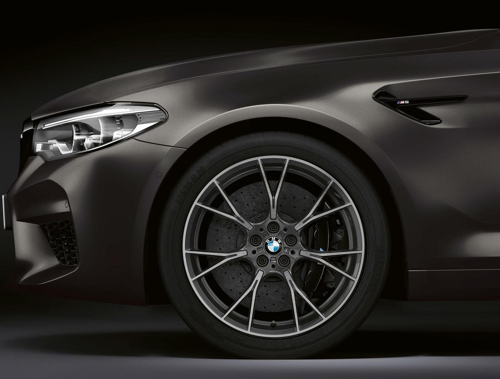 """Phiên bản đặc biệt của BMW tên M5 """"Edition 35 Jahre"""" được sản xuất giới hạn chỉ 350 chiếc - Hình 4"""