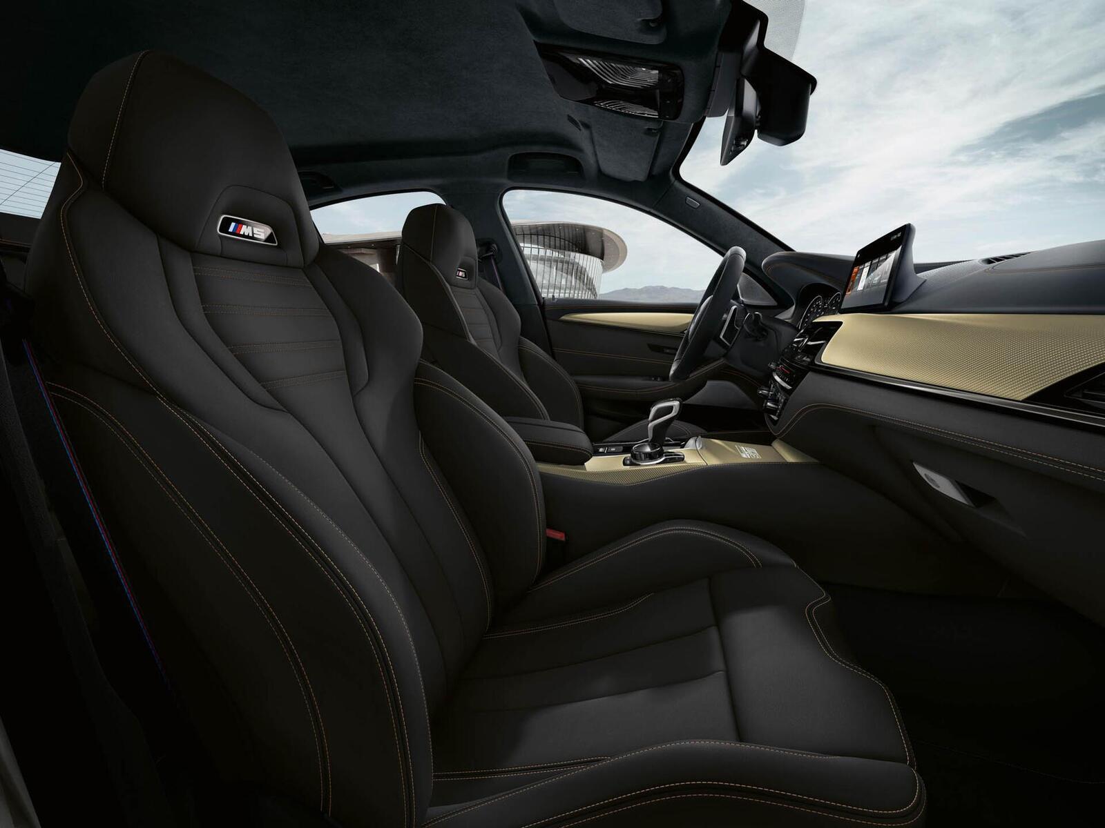 """Phiên bản đặc biệt của BMW tên M5 """"Edition 35 Jahre"""" được sản xuất giới hạn chỉ 350 chiếc - Hình 5"""