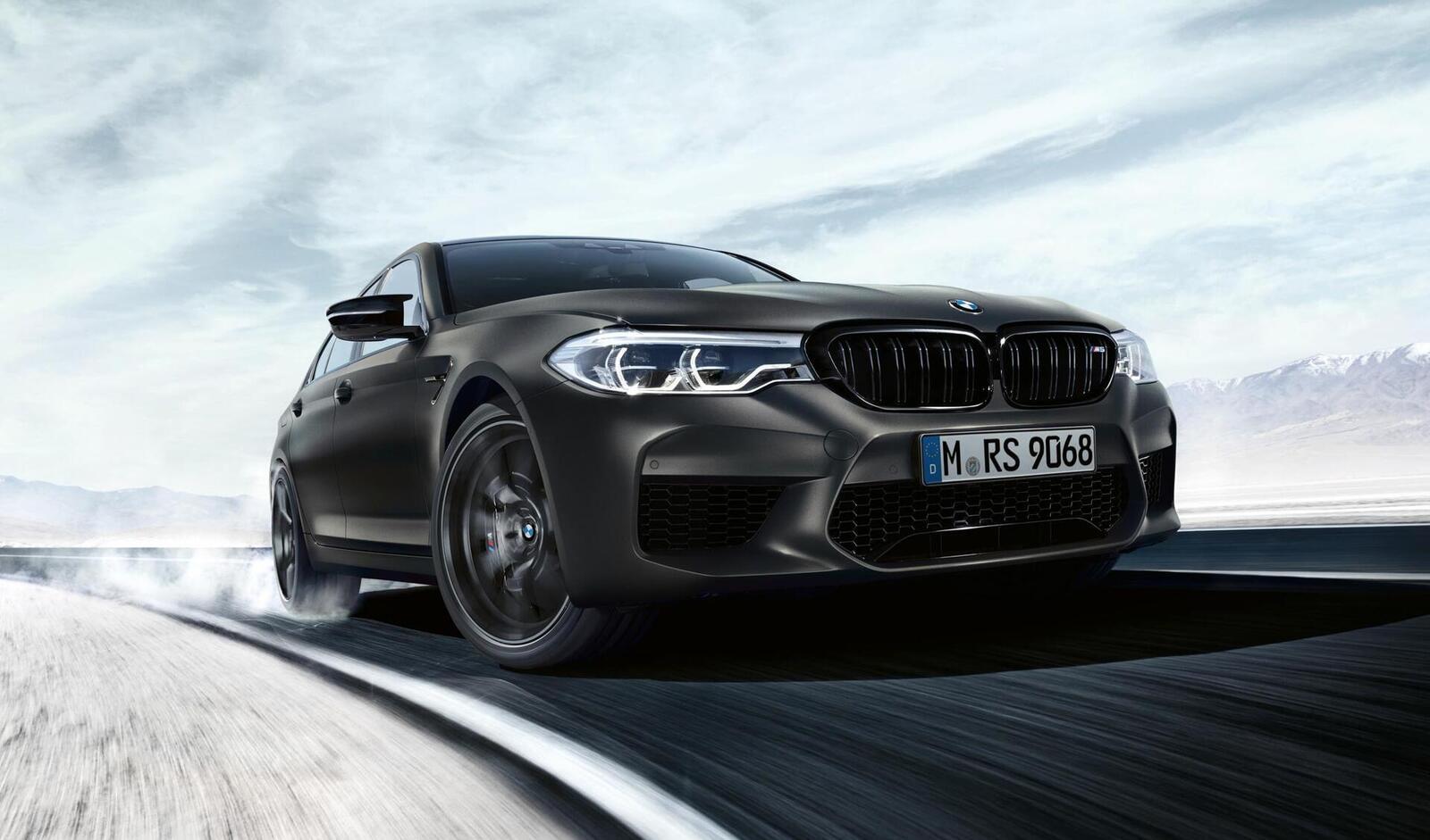 """Phiên bản đặc biệt của BMW tên M5 """"Edition 35 Jahre"""" được sản xuất giới hạn chỉ 350 chiếc - Hình 8"""