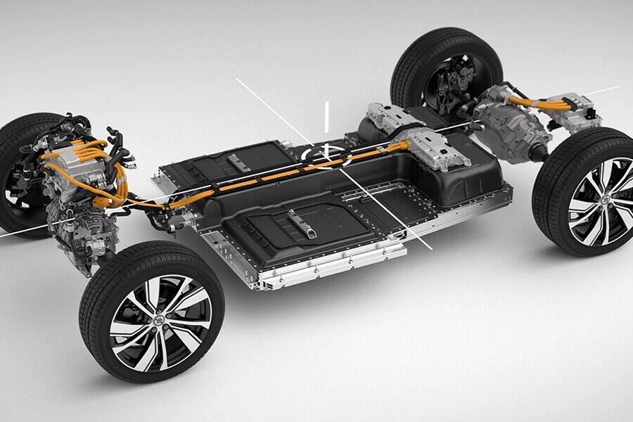 Pin xe ô tô điện chạy được bao nhiêu km
