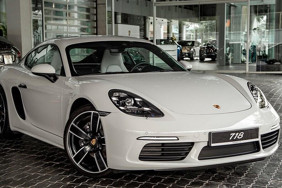 Tổng Quan Porsche 718 Cayman