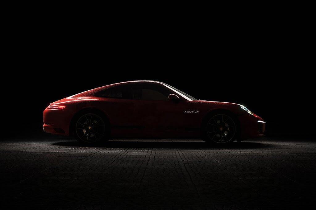 Porsche 911 Carrera 2017 - Biểu tượng bất diệt - Hình 1