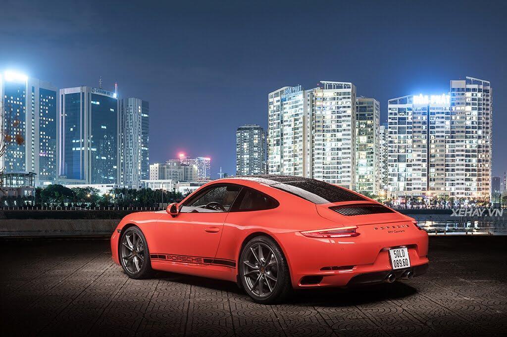 Porsche 911 Carrera 2017 - Biểu tượng bất diệt - Hình 2