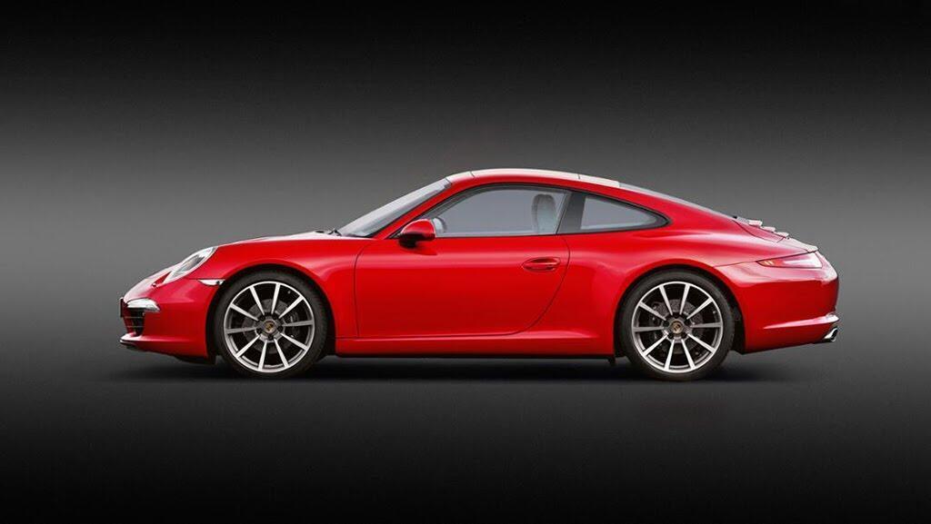 Porsche 911 Carrera 2017 - Biểu tượng bất diệt - Hình 9