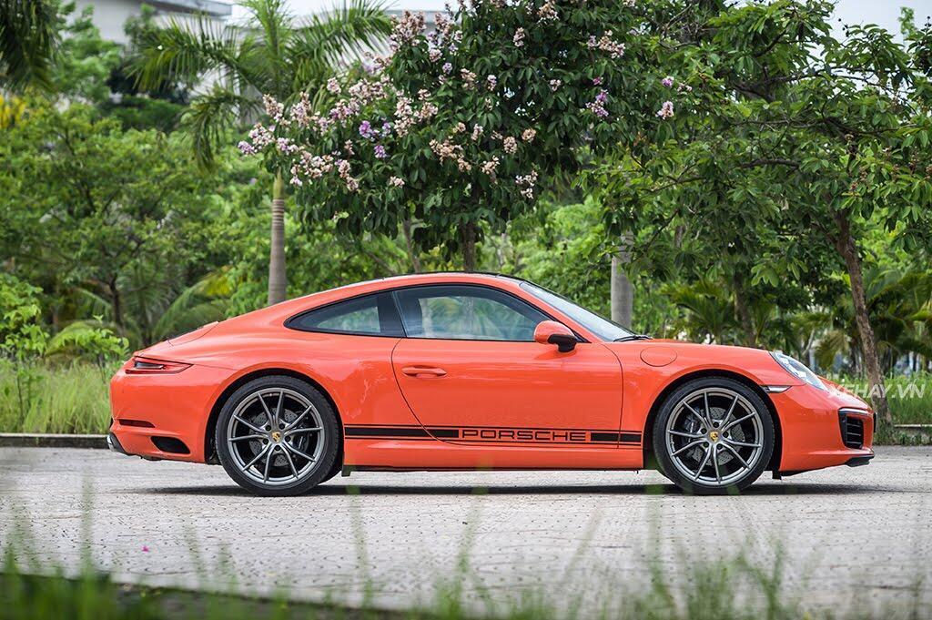 Porsche 911 Carrera 2017 - Biểu tượng bất diệt - Hình 11