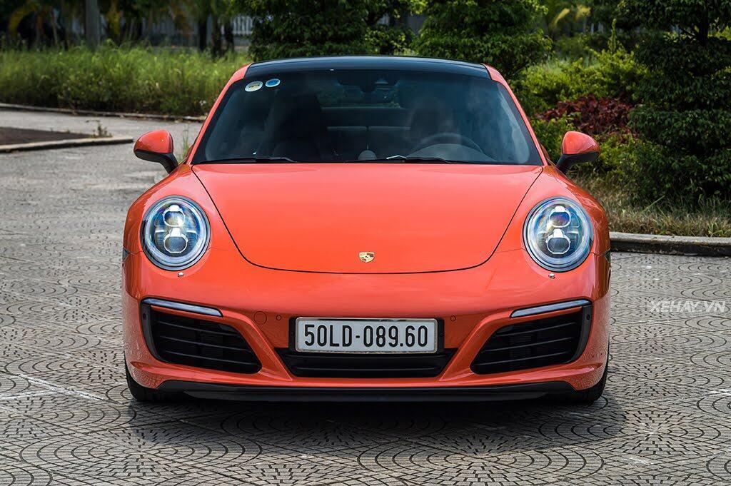 Porsche 911 Carrera 2017 - Biểu tượng bất diệt - Hình 13