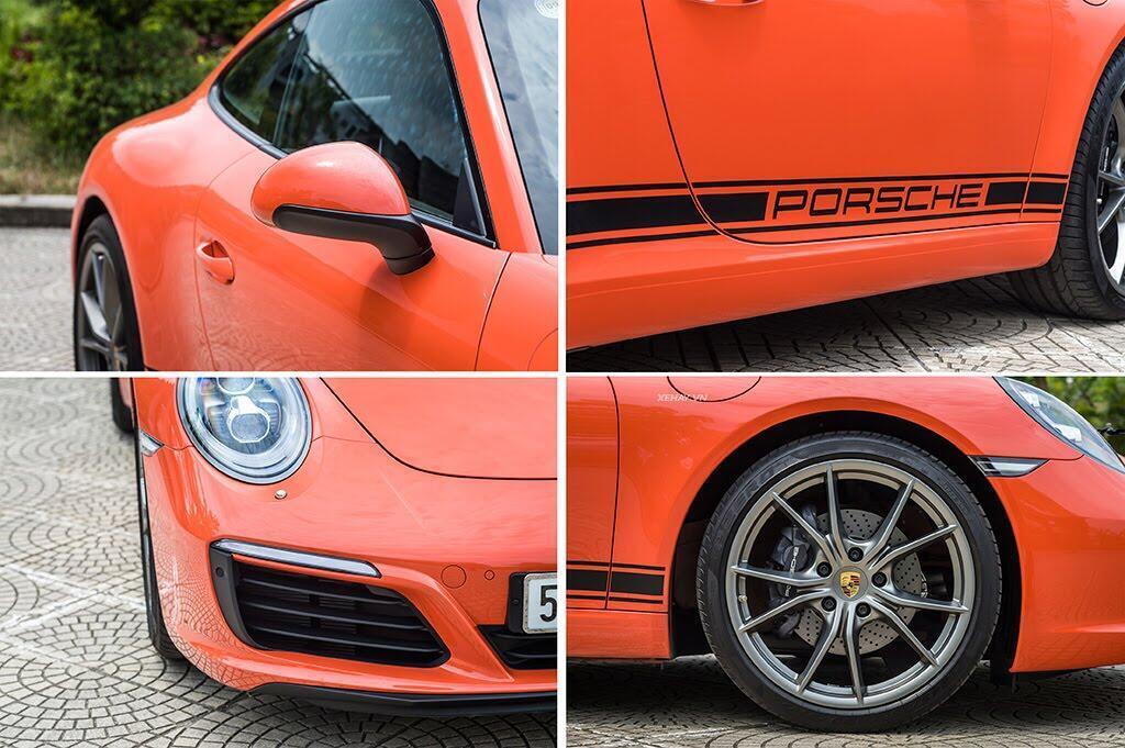 Porsche 911 Carrera 2017 - Biểu tượng bất diệt - Hình 14