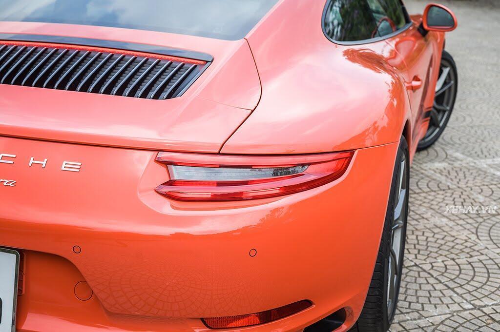 Porsche 911 Carrera 2017 - Biểu tượng bất diệt - Hình 16