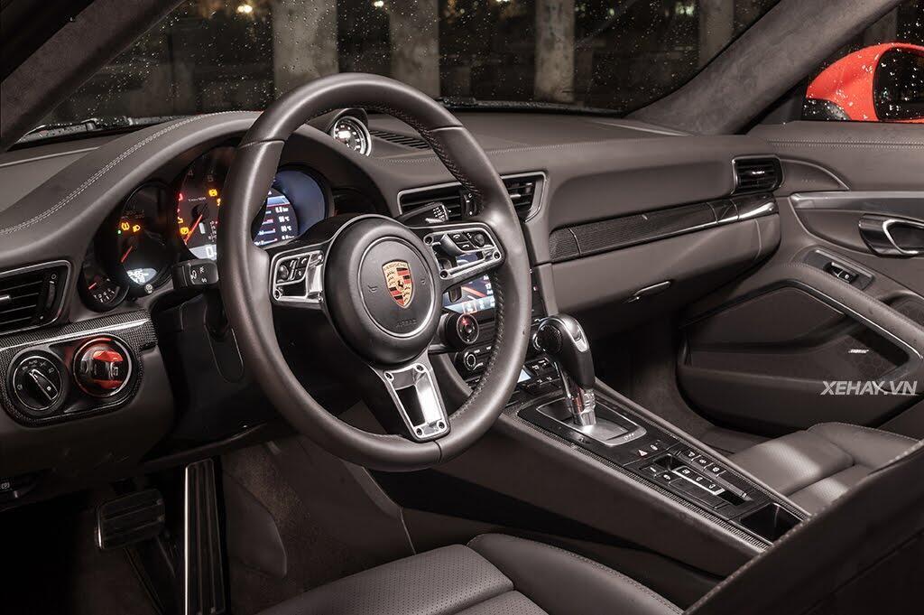 Porsche 911 Carrera 2017 - Biểu tượng bất diệt - Hình 17