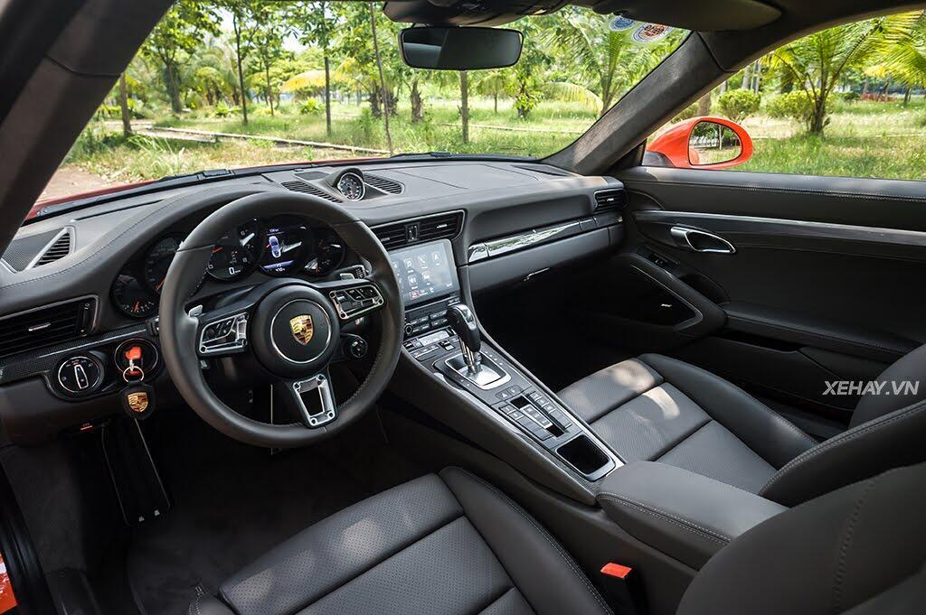 Porsche 911 Carrera 2017 - Biểu tượng bất diệt - Hình 19