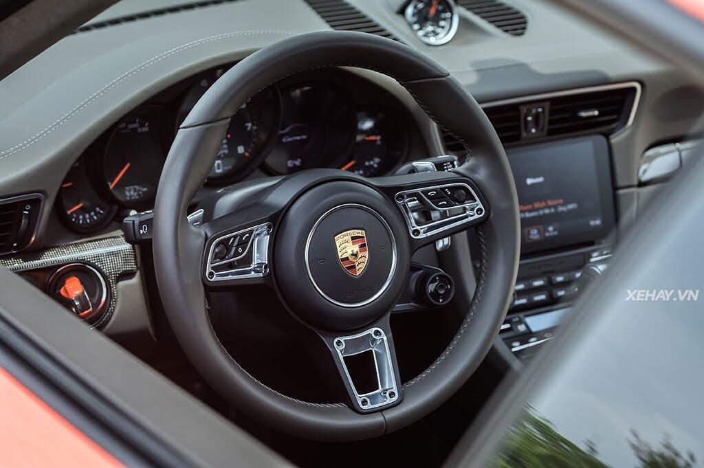 Porsche 911 Carrera 2017 - Biểu tượng bất diệt - Hình 23