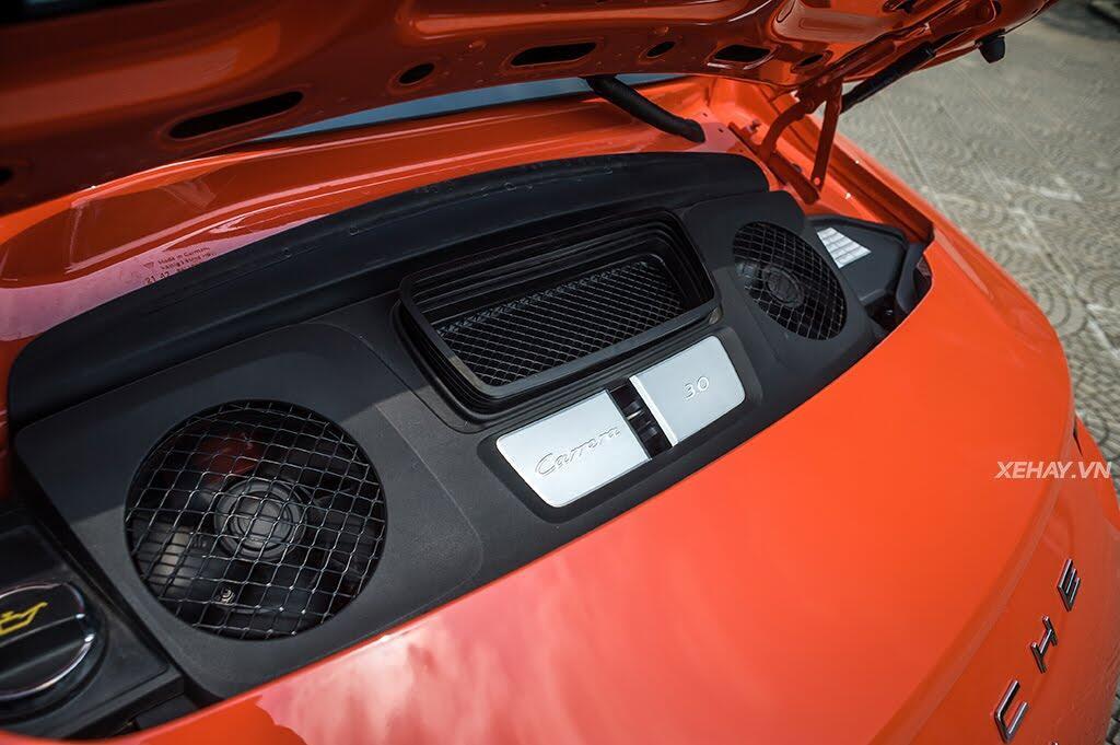 Porsche 911 Carrera 2017 - Biểu tượng bất diệt - Hình 26