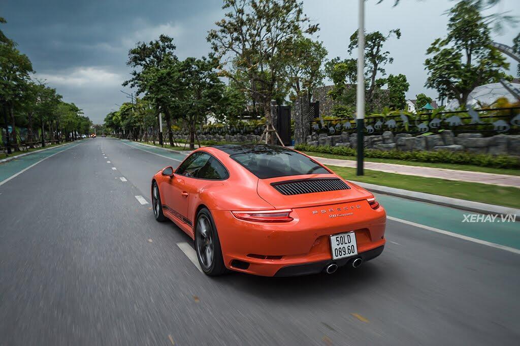 Porsche 911 Carrera 2017 - Biểu tượng bất diệt - Hình 27