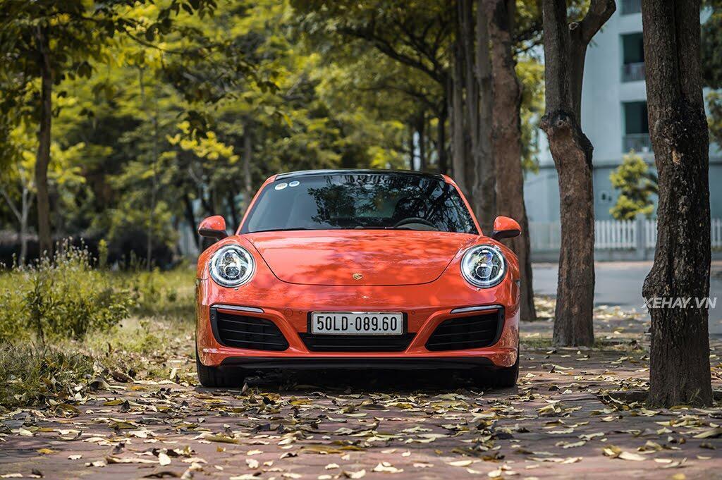 Porsche 911 Carrera 2017 - Biểu tượng bất diệt - Hình 28