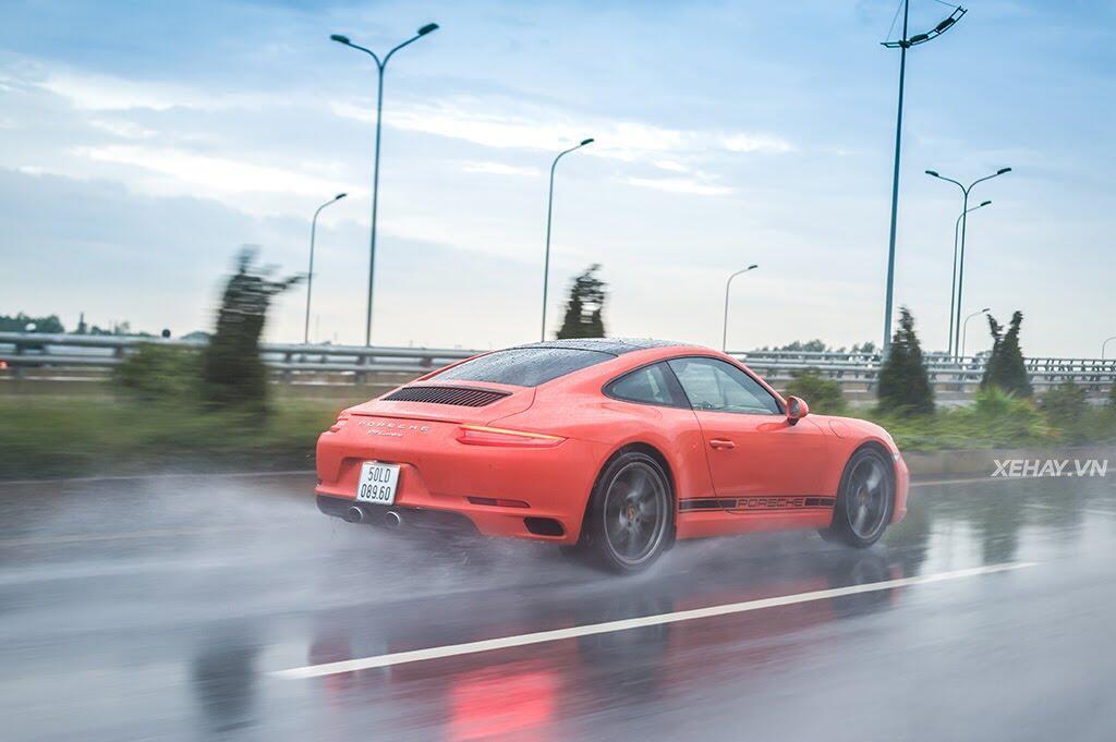Porsche 911 Carrera 2017 - Biểu tượng bất diệt - Hình 29