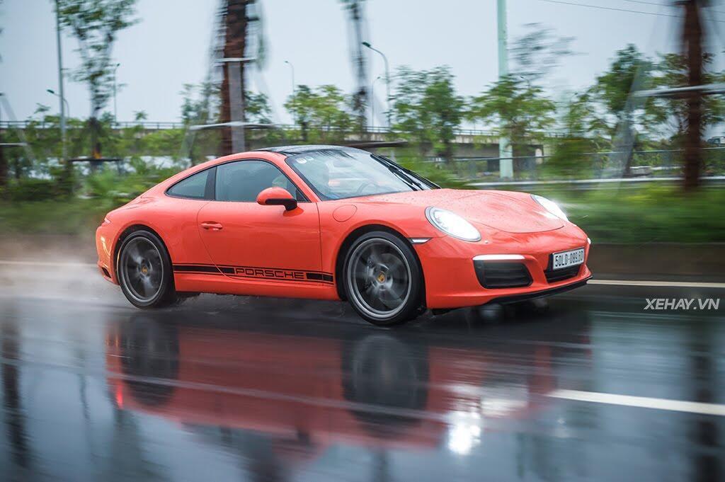 Porsche 911 Carrera 2017 - Biểu tượng bất diệt - Hình 31