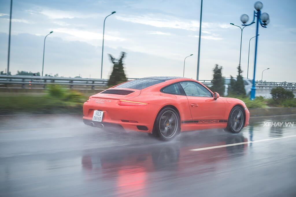 Porsche 911 Carrera 2017 - Biểu tượng bất diệt - Hình 34
