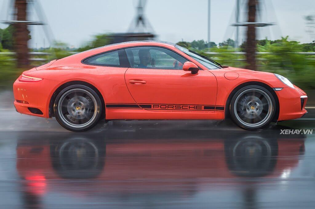 Porsche 911 Carrera 2017 - Biểu tượng bất diệt - Hình 35