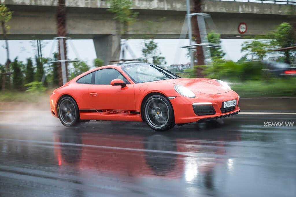 Porsche 911 Carrera 2017 - Biểu tượng bất diệt - Hình 38