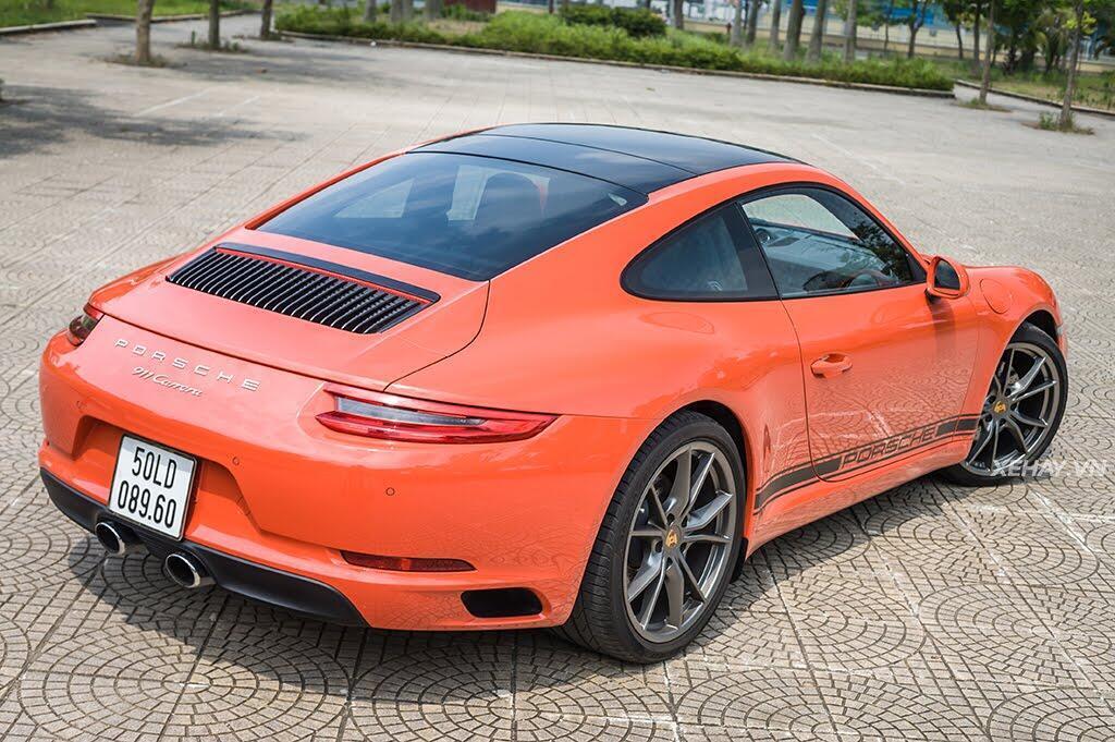Porsche 911 Carrera 2017 - Biểu tượng bất diệt - Hình 39