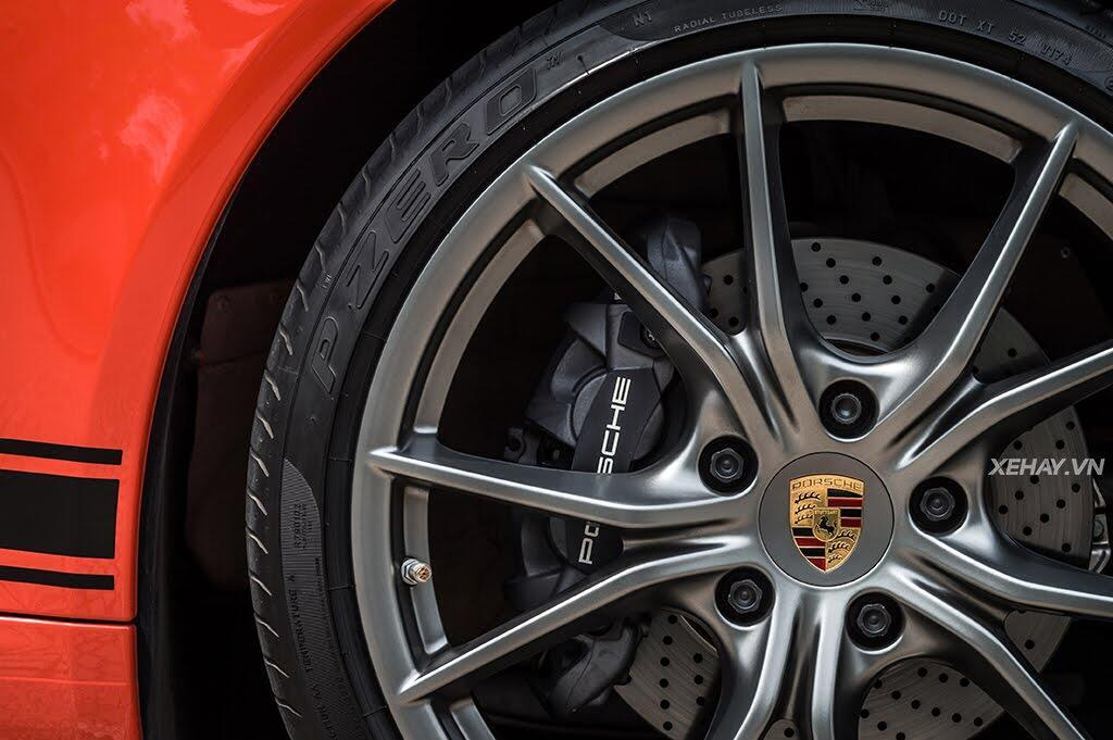 Porsche 911 Carrera 2017 - Biểu tượng bất diệt - Hình 40