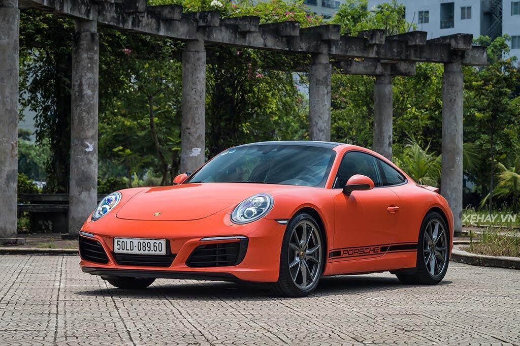 Porsche 911 Carrera 2017 - Biểu tượng bất diệt - Hình 41