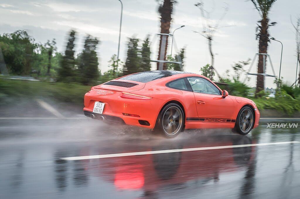 Porsche 911 Carrera 2017 - Biểu tượng bất diệt - Hình 42
