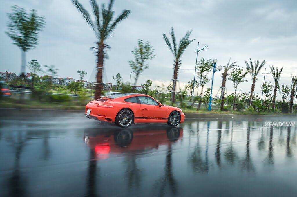 Porsche 911 Carrera 2017 - Biểu tượng bất diệt - Hình 43