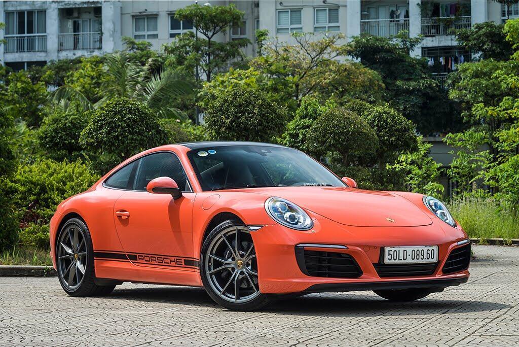 Porsche 911 Carrera 2017 - Biểu tượng bất diệt - Hình 44