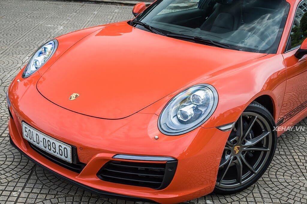 Porsche 911 Carrera 2017 - Biểu tượng bất diệt - Hình 45