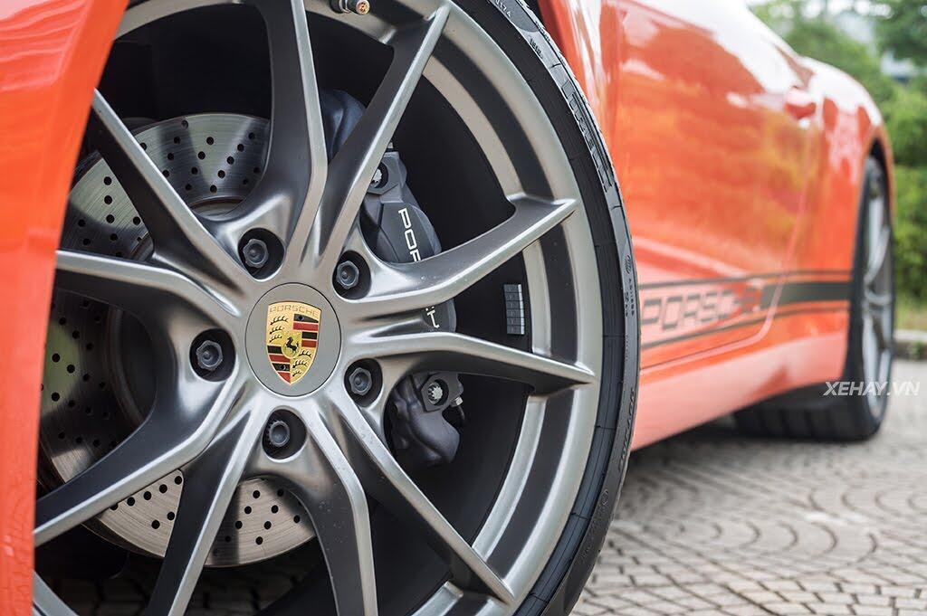 Porsche 911 Carrera 2017 - Biểu tượng bất diệt - Hình 49