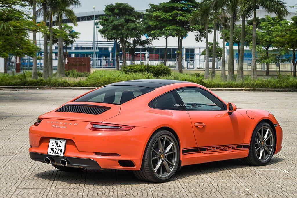 Porsche 911 Carrera 2017 - Biểu tượng bất diệt - Hình 53