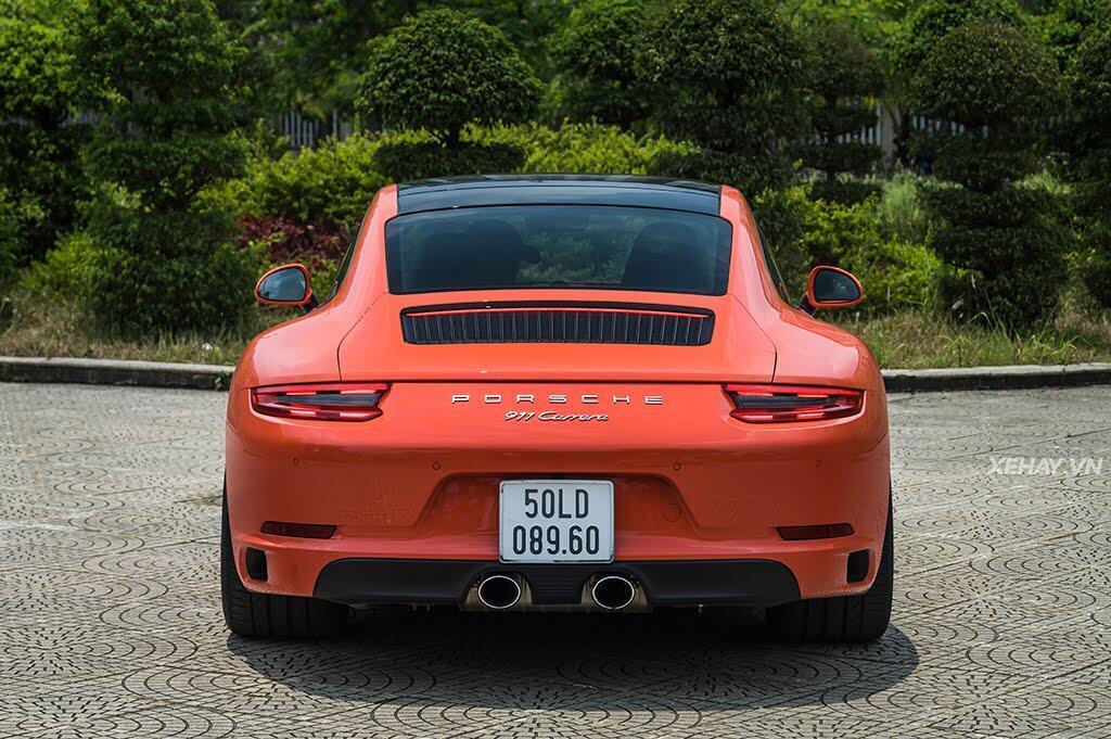Porsche 911 Carrera 2017 - Biểu tượng bất diệt - Hình 54