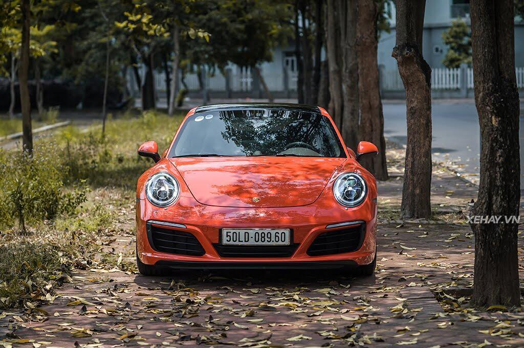 Porsche 911 Carrera 2017 - Biểu tượng bất diệt - Hình 55