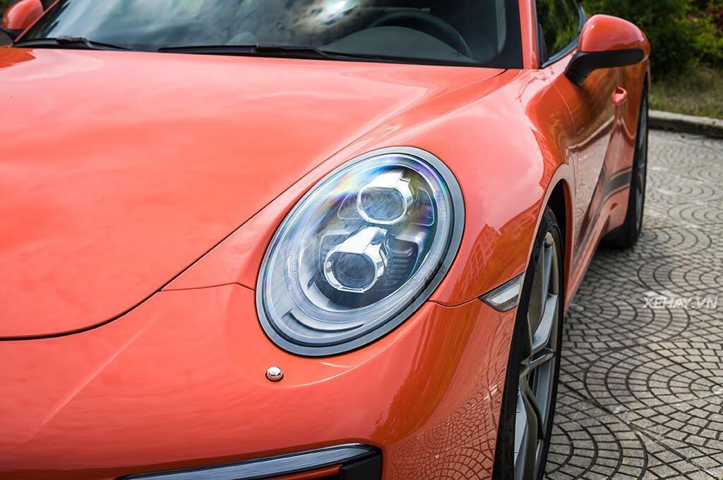 Porsche 911 Carrera 2017 - Biểu tượng bất diệt - Hình 57