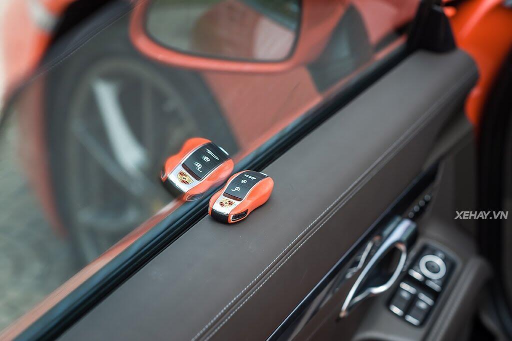 Porsche 911 Carrera 2017 - Biểu tượng bất diệt - Hình 60