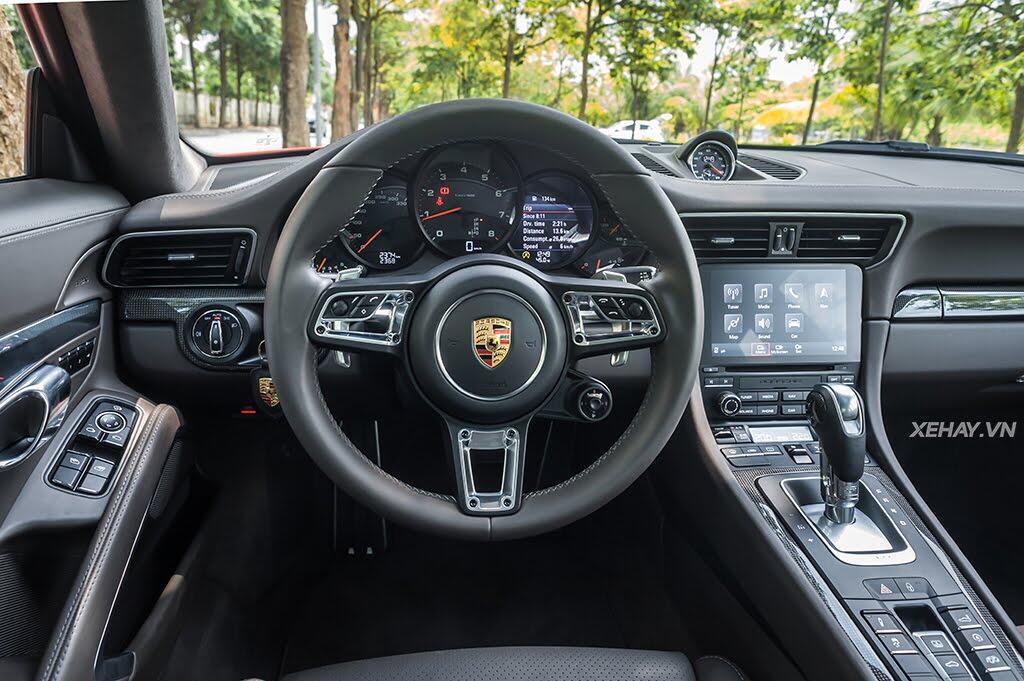 Porsche 911 Carrera 2017 - Biểu tượng bất diệt - Hình 62