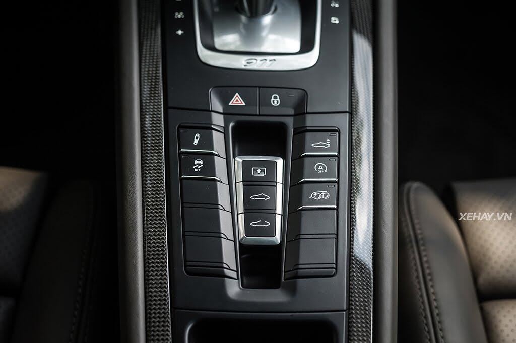 Porsche 911 Carrera 2017 - Biểu tượng bất diệt - Hình 70