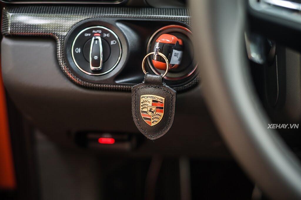Porsche 911 Carrera 2017 - Biểu tượng bất diệt - Hình 75