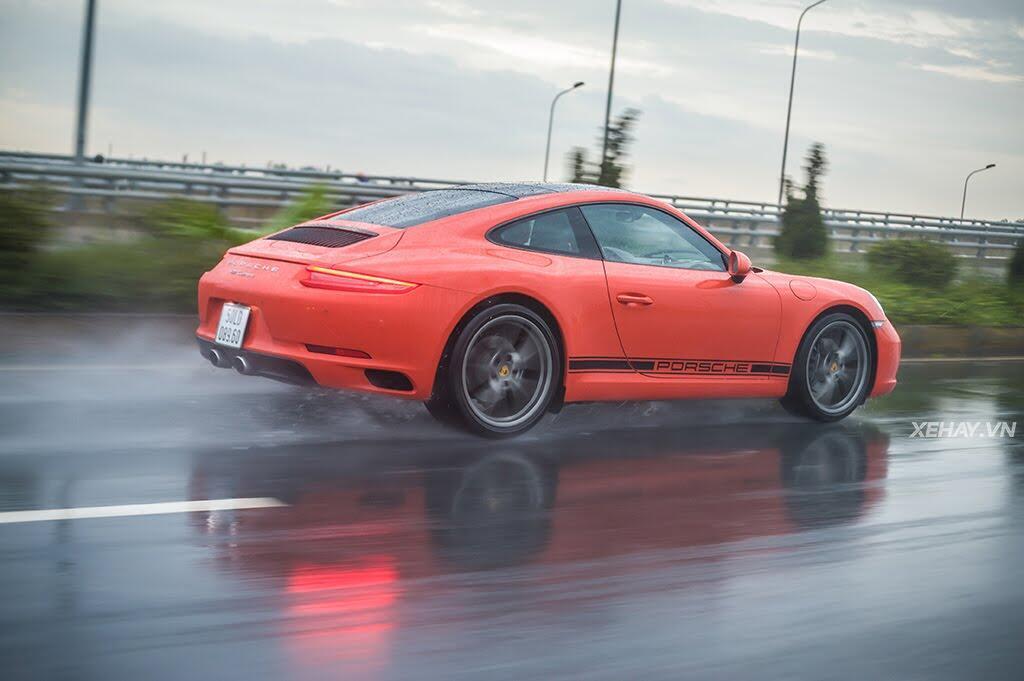 Porsche 911 Carrera 2017 - Biểu tượng bất diệt - Hình 79