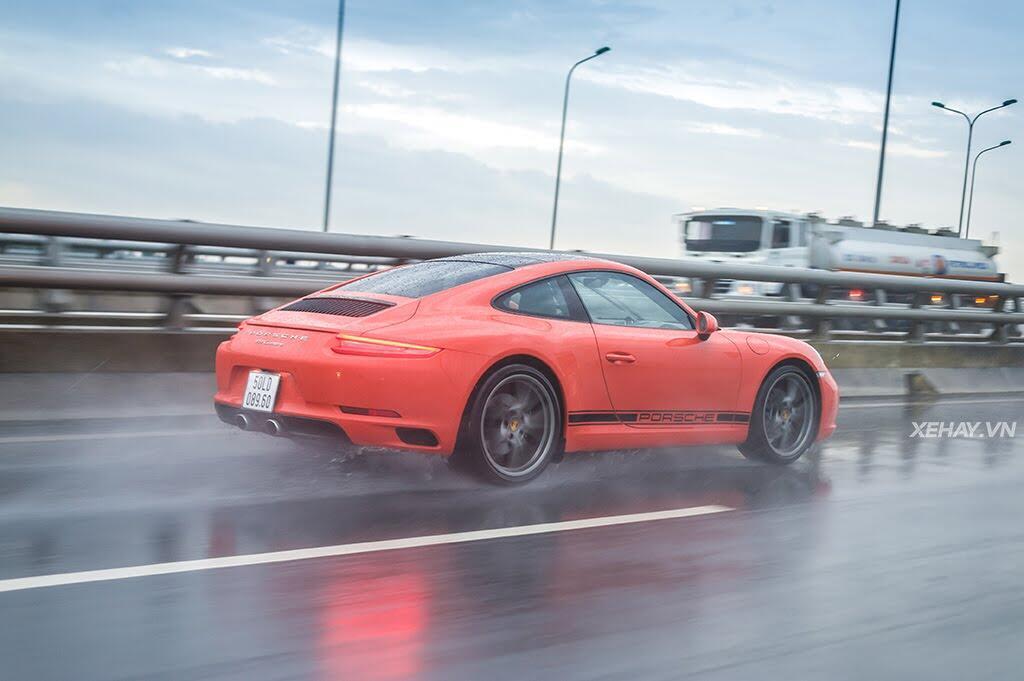 Porsche 911 Carrera 2017 - Biểu tượng bất diệt - Hình 80