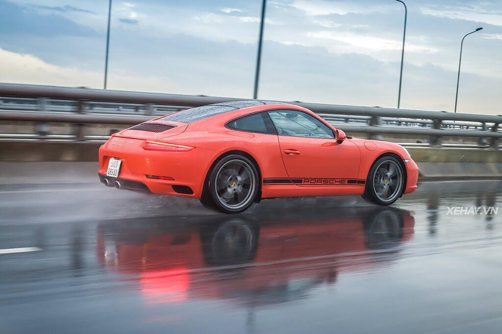 Porsche 911 Carrera 2017 - Biểu tượng bất diệt - Hình 81