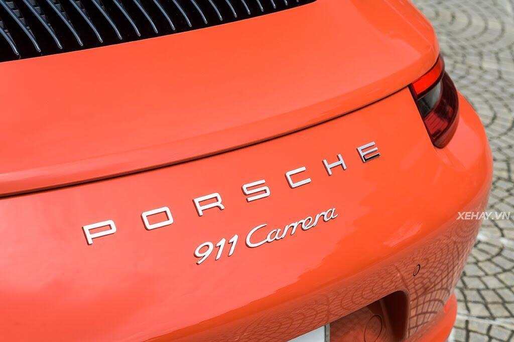 Porsche 911 Carrera 2017 - Biểu tượng bất diệt - Hình 82