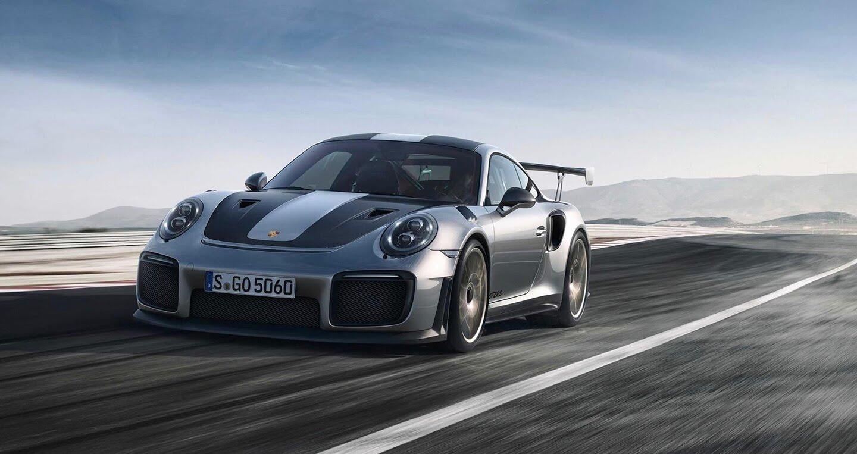 Porsche 911 GT2 RS 2018 chính thức trình làng - Hình 1