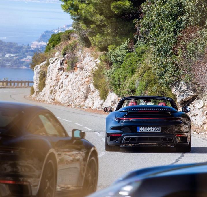 Porsche 911 Turbo thế hệ mới sẽ ra mắt vào năm sau, phiên bản Turbo S mạnh tới 641 mã lực